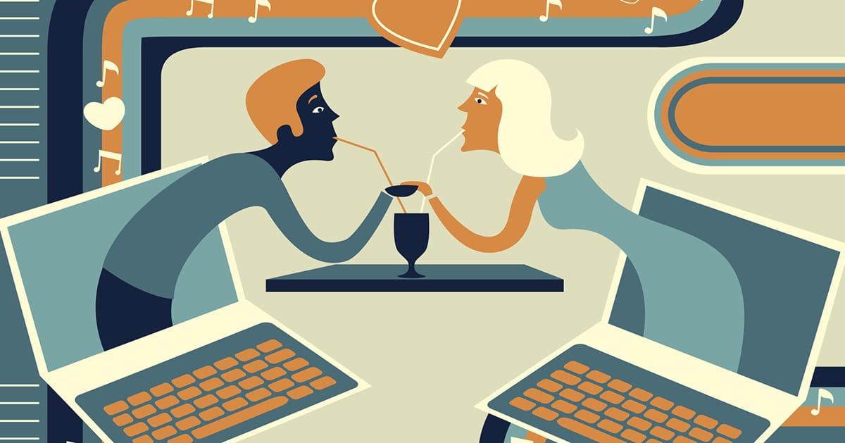 Online vs offline dating dating-mozambique