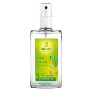 Deodorant Citrus Weleda