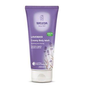 Creamy Body Wash Lavender Weleda