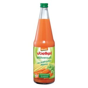 Gulerodssaft demeter Ø Voelkel