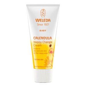 Calendula Nappy Change Cream Baby & Child Zink salve Weleda