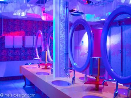 Waschraum –Spiegel