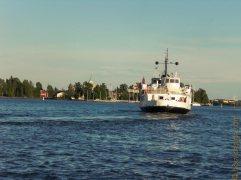 Fähre nach Suomenlinna