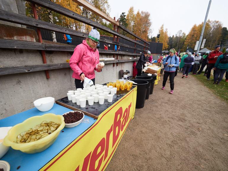 Helsinki City Trail 2016