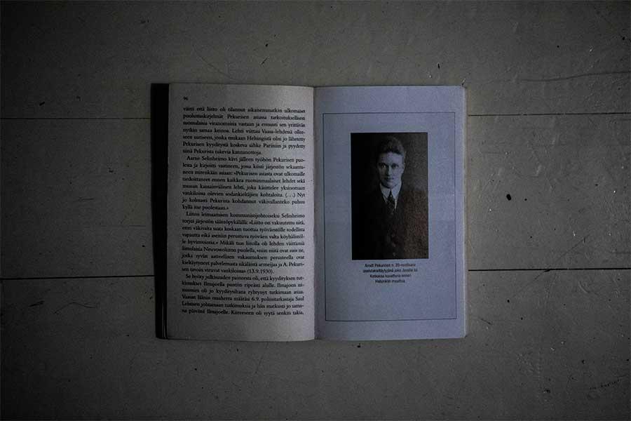 Piiu's object, 173 days by Saara Tuominen
