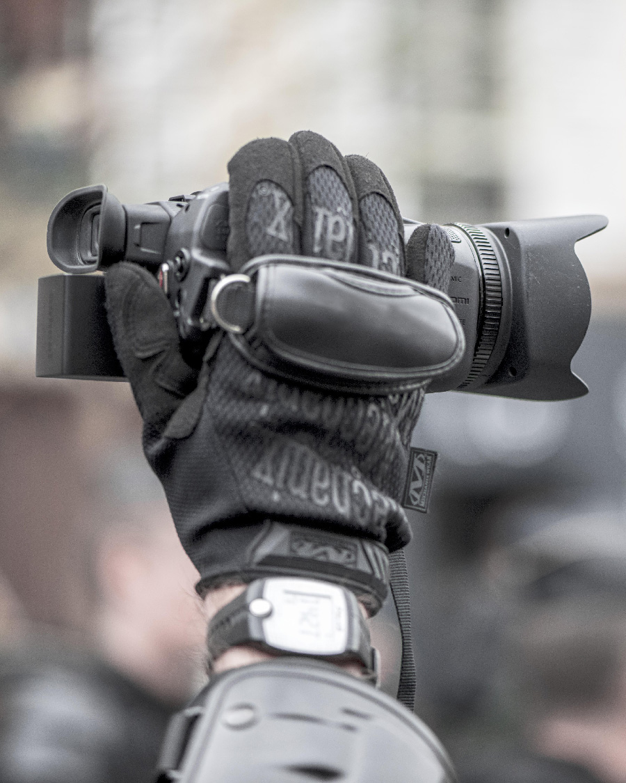 CopCam from the series 2018 will not take place by Thadé Comar