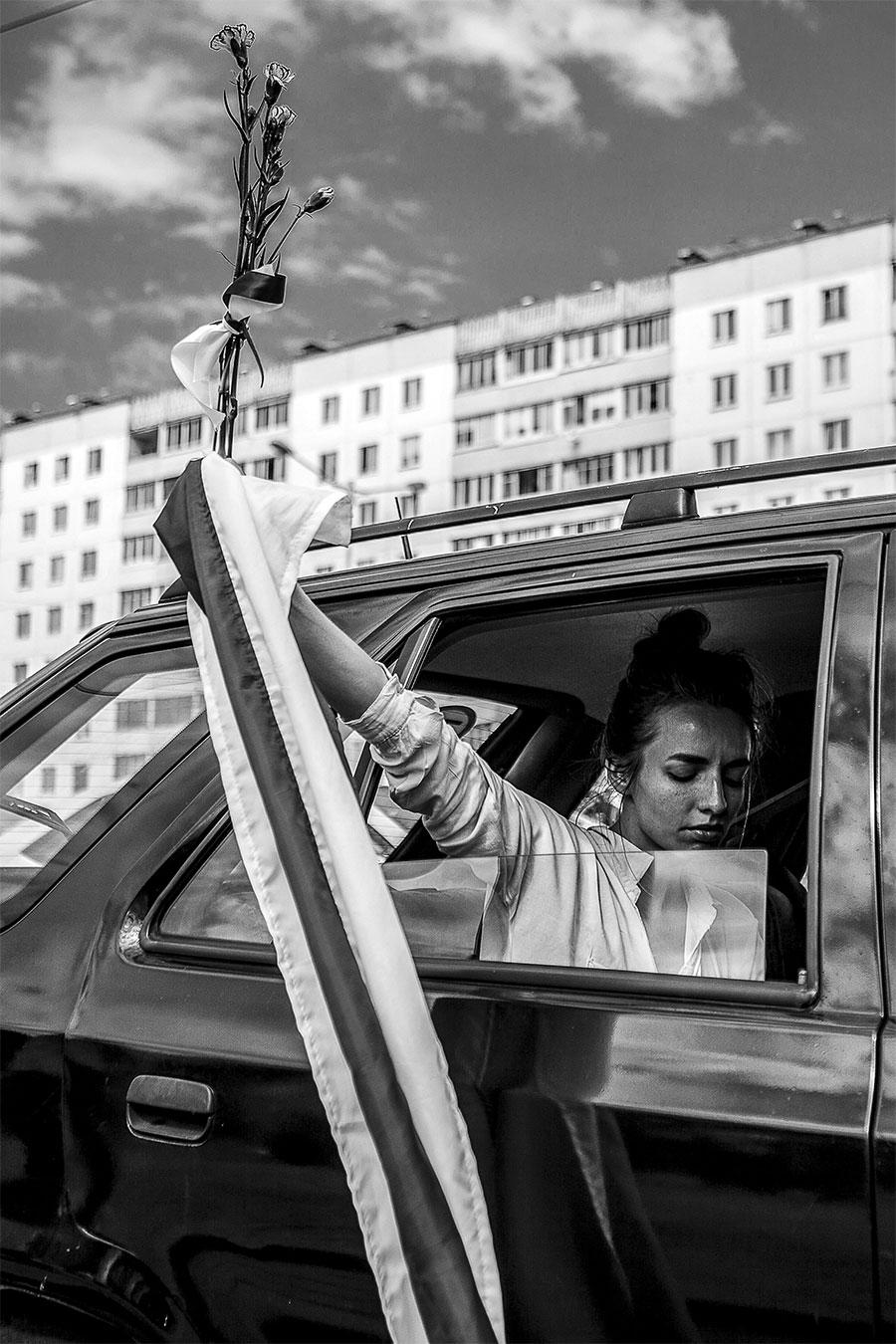 Visa Savolainen, 173 days by Saara Tuominen