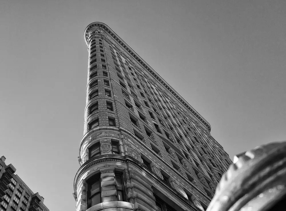 Flat Iron New York