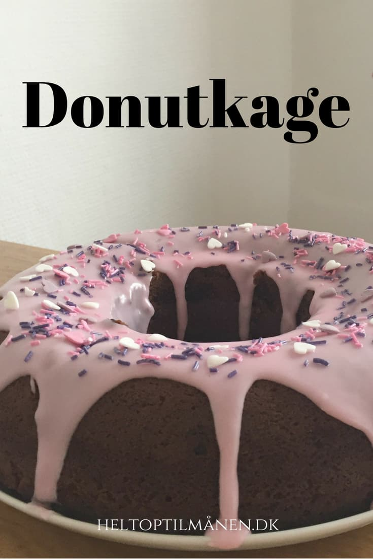 Donutkage