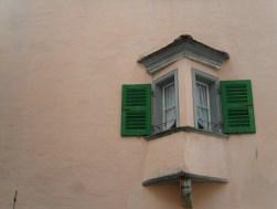 Fenêtre anthropomorphe