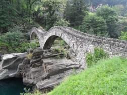 Ponte dei Salti, Lavertezzo