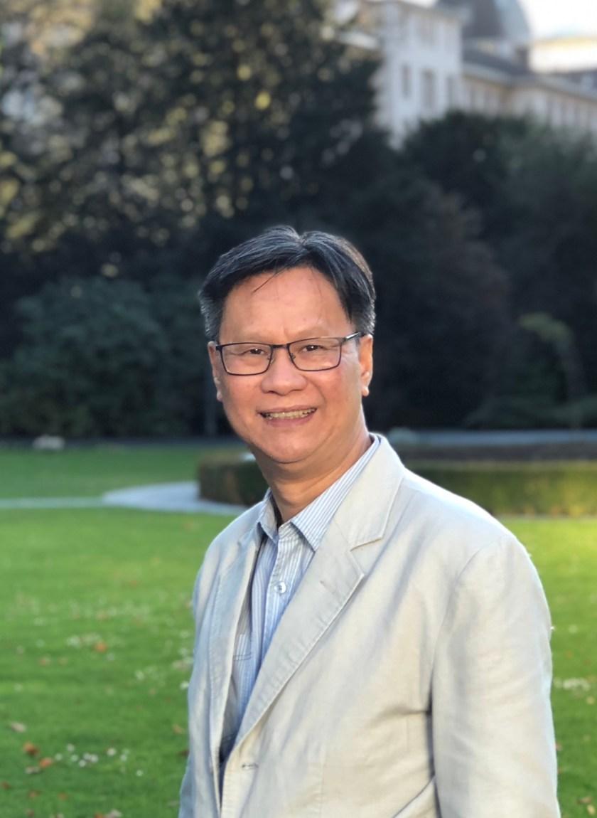 Dr, Nguyen Quan-Vinh