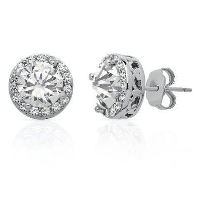 Diamonvita Simulated Diamond Rings Amp Jewelry Helzberg