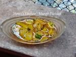 Mangai/ Raw Mango Pachadi