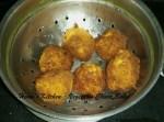 Vegetable Cheese Balls