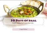 30 Days of Daal – A Simple Ebook