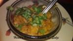 Kaddu (Yellow Pumpkin) Ki Subzi