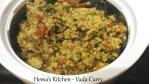 Vada Curry –  A Famous Chennai Dish