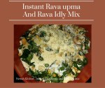 Instant Rava Upma and Rava Idly Mix