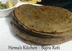 Bajra / Pearl Millet Roti