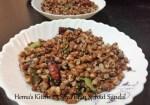 Soya Bean Sprout Sundal