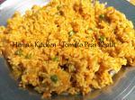 Tomato Peas Bhath