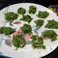 Preserrving green chillies2