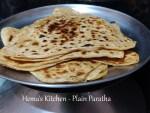 Basic Plain Paratha