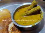 Goan Drumstick Curry / Sangacho Ross