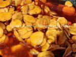 . Maangai Ingi Oorugaai / White Turmeric (Mango Ginger) Pickle