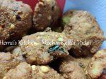 Mochai Kottai / Field Beans Masal Vadai