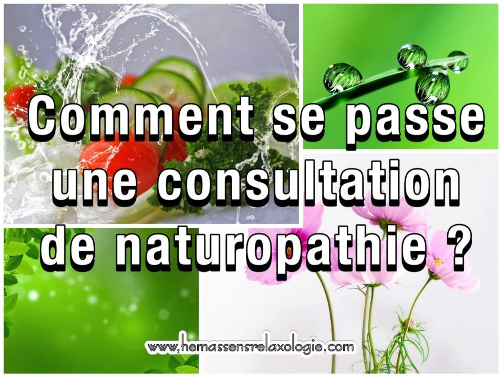 Séance de naturopathie chez Hémassens