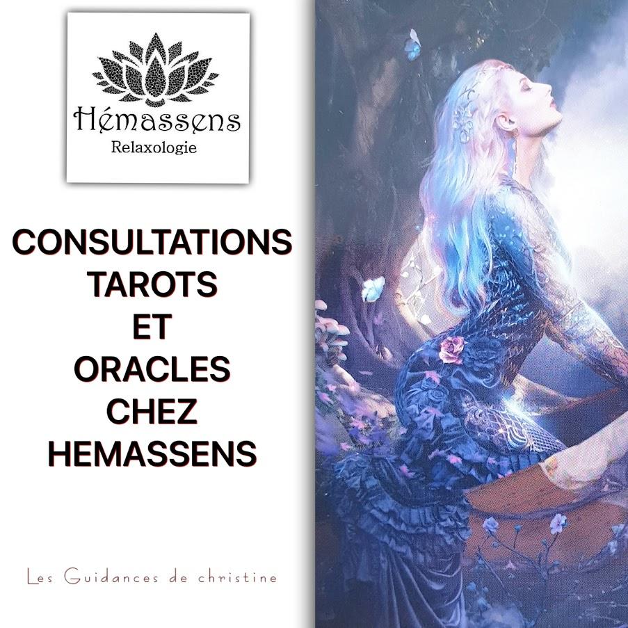 Consultations Tarots et Oracles chez Hémassens
