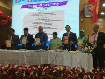 Launching of Society Journal