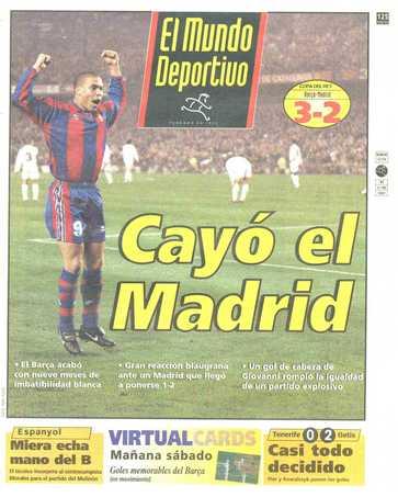 Edición del viernes 31 de enero de 1997 - Página 1