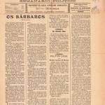 Eco Da Beira Nº7 27 09 1914 P