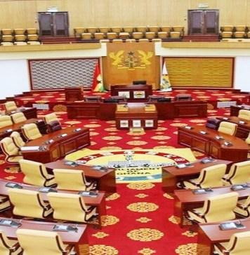 L'Assemblée nationale du Ghana © Parliament of Ghana/ HA