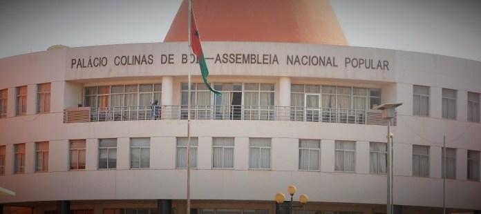 Siège de l'Assemblée nationale de la Guinée-Bissau © Hémicycles d'Afrique