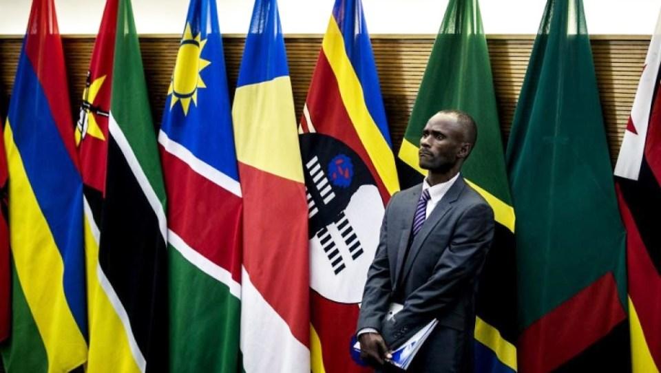 Quelques heures avant l'ouverture du 38ème sommet de SADC en 2018 © Rfi