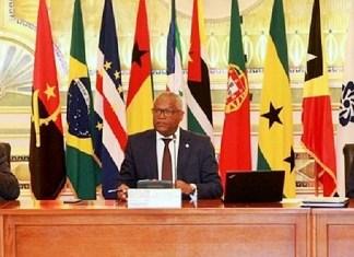Le présidium de l'Assemblée parlementaire de la Communauté des pays de langue portugaise (AP-CPLP) Luanda ce 10 juillet 2019 © parlement angolais / HA