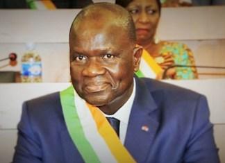 Amadou Soumahoro, nouveau président de l'Assemblée parlementaire francophone (APF) © Hémicycles d'Afrique