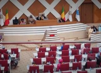 Assemblée nationale du Mali © essentielmali.com/ HA