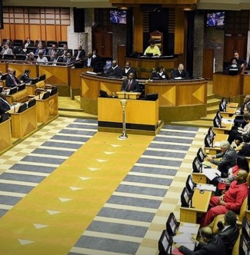 National assemby of South Africa © Political Analysis South Africa / HA