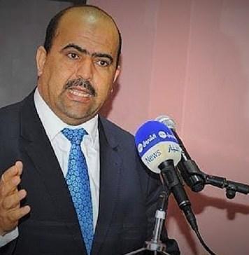 Slimane Chinene, nouveau président de l'Assemblée populaire nationale de l'Algérie © TSA Algérie / HA