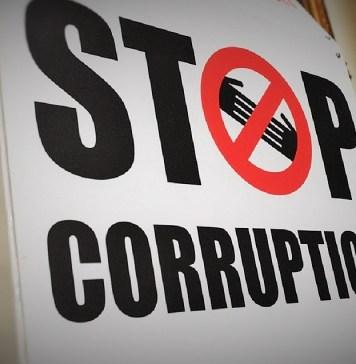 Stop Corruption © L'Economiste Maghrébin/ HA