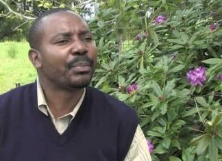Le député Luc Mulimbalimba, condamné par la justice congolaise pour meurtre © François / HA