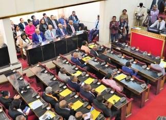 Des parlementaires malgaches en séance plénière © Madagascar tribune