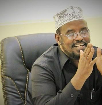 Ahmed Madobe, nouveau président de Jubaland ©Goobjoog News