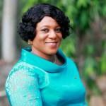 Chantale Yawa Tsègan, présidente de l'Assemblée nationale du Togo © Emmanuel Pita
