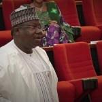 Le président du Sénat nigérian, Ahmed Lawan © Nass / HA